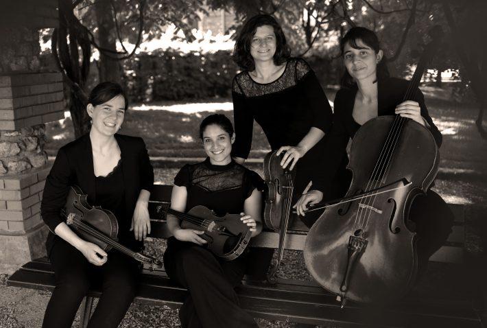 [7] Quatuor-Akilone © Natacha Colmez-Collard