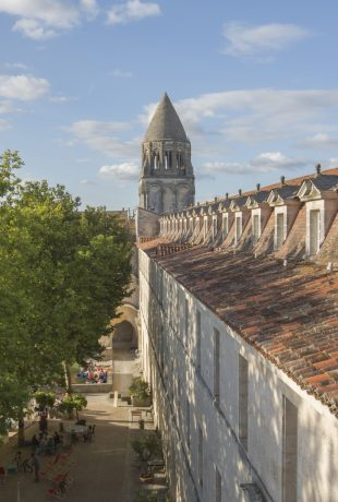 Clocher-Abbaye ©Sebastien-Laval