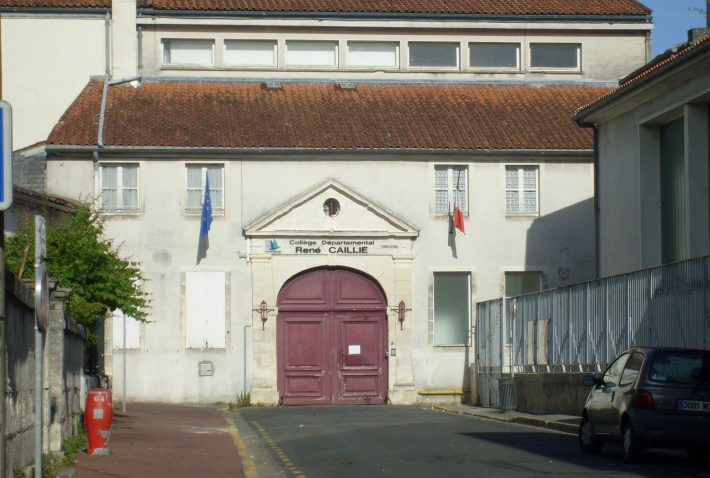 Collège René Caillé (Saintes)