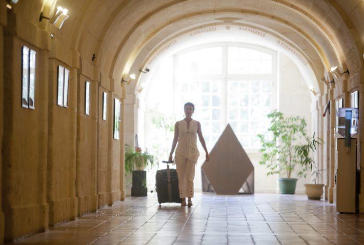 Couloir hôtel © Sébastien Laval