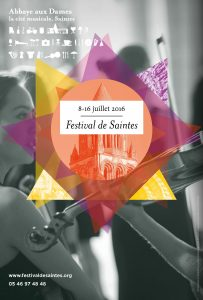 Festival de Saintes 2016