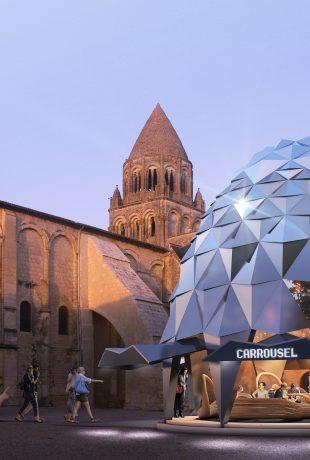 Le Carrousel Musical ©AG-StudioJulien-Pinard