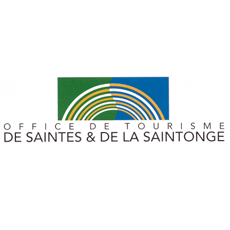 Logo Office de Tourisme de Saintes