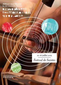 Festival de Saintes 2015