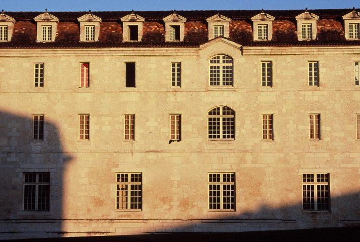 Batiments conventuels ©Michel Chassat