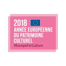 Logo 2018 Année Européenne du Patrimoine Culturel