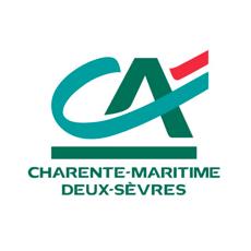 Logo Crédit Agricole Charente Maritime