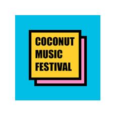 Logo Coconut Music Festival