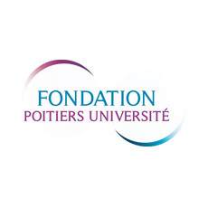 Logo Fondation Poitiers Université