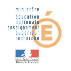 Logo Ministère Education Nationale Enseignement Supérieur Recherche
