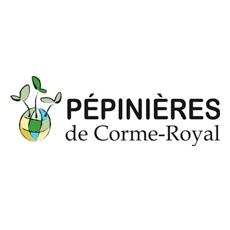 Logo Pépinière de Corme-Royal