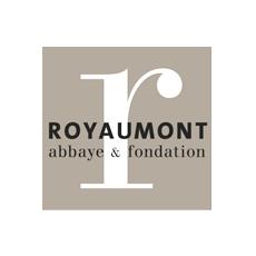Logo Royaumont Abbaye et Fondation