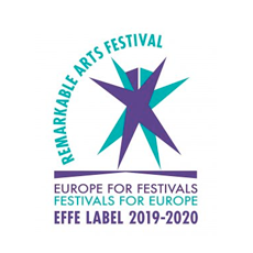 Logo EFFE « Europe for Festivals – Festivals for Europe »