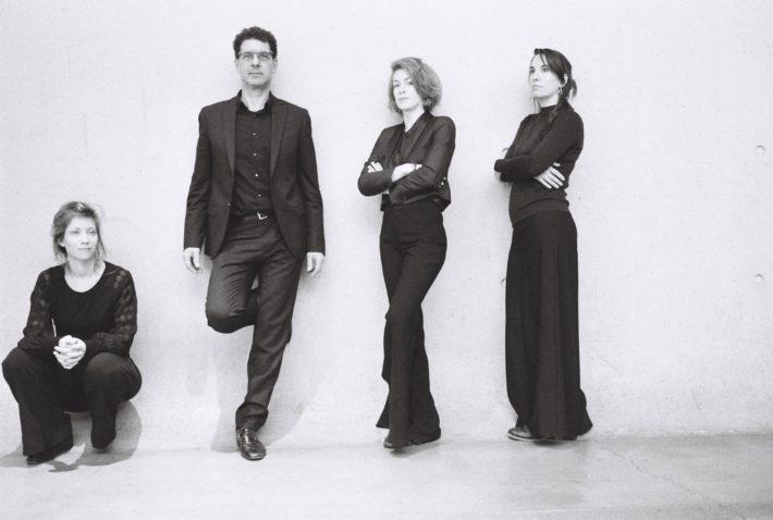 Quatuor Guermantes 2©JM Haddad