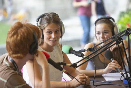 plateaux radio