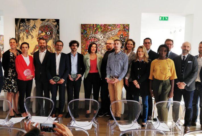 Remise du Prix Télécoms Innovations