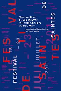 Festival de Saintes 2011