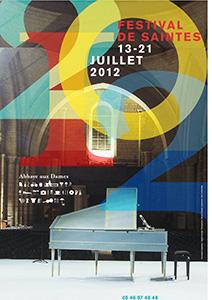 Festival de Saintes 2012