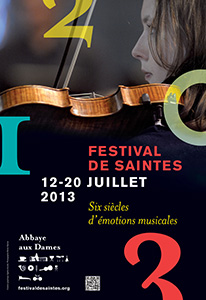 Festival de Saintes 2013
