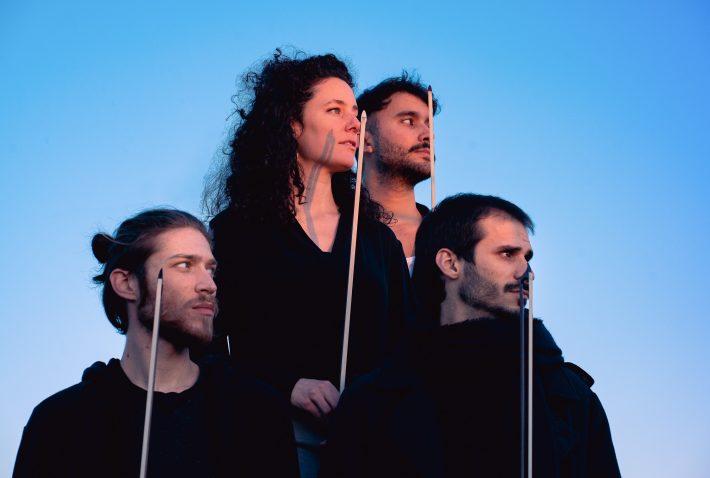 Protean Quartet copyright Lux Studio