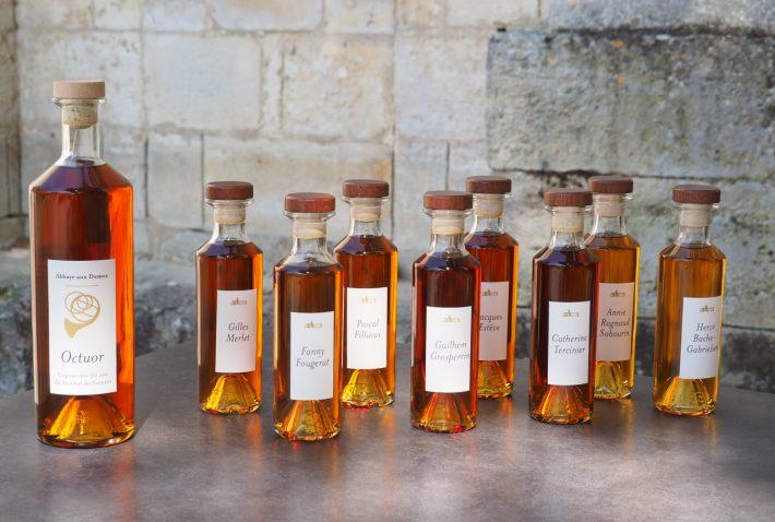 Cognac Octuor 50e Festival de Saintes
